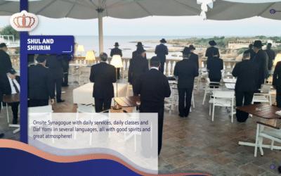 Kosher for passover program in Palma April 2020
