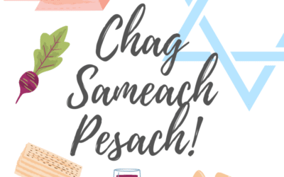Chag Sameach Pesach
