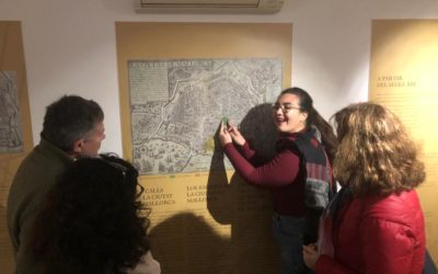 New routes of the jewish quarters of Palma in 3 languages
