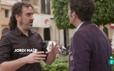 Palma's jewish quarters on TV